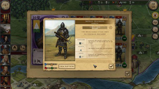Strategy & Tactics: Dark Ages screenshot