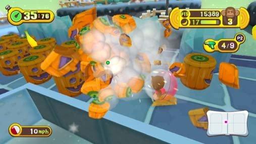 Super Monkey Ball: Step and Roll screenshot