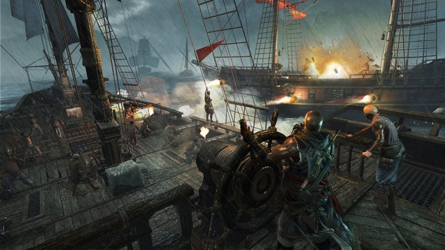 Assassin's Creed IV: Black Flag - Freedom Cry screenshot