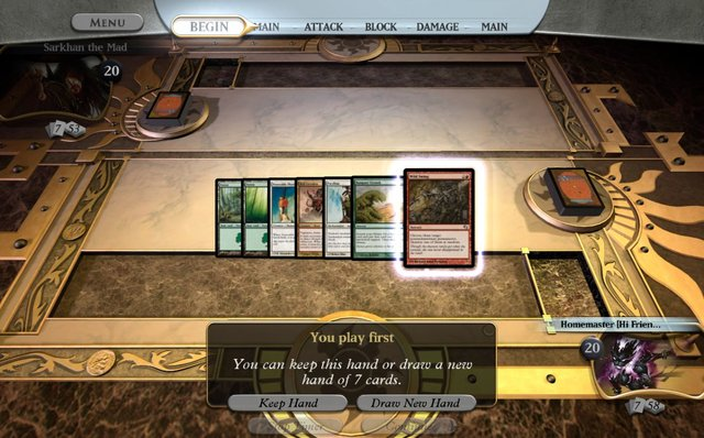 Magic: The Gathering - Duels of the Planeswalkers screenshot