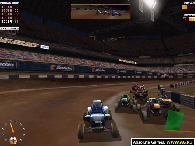 Leadfoot: Stadium Off-Road Racing screenshot