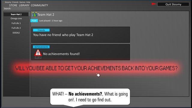The Quest for Achievements screenshot