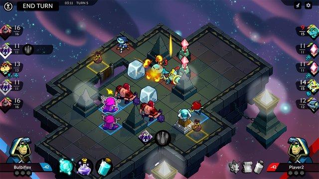 Dungeon Of Zaar screenshot