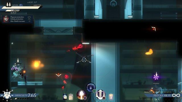 Seraph screenshot