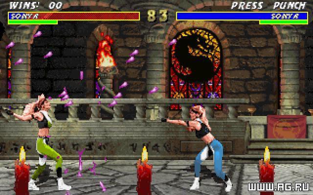 Mortal Kombat 3 screenshot