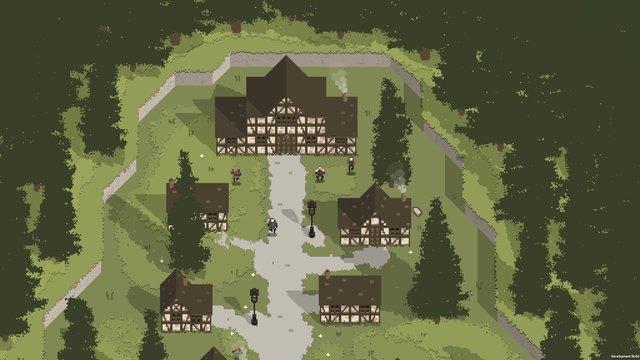 FLAMBERGE screenshot