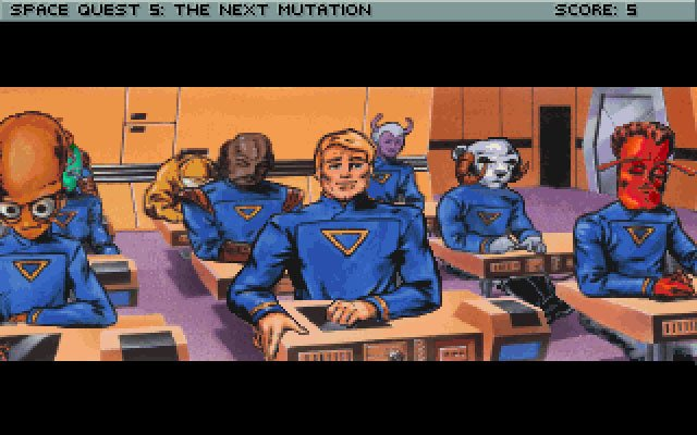 Space Quest Collection screenshot