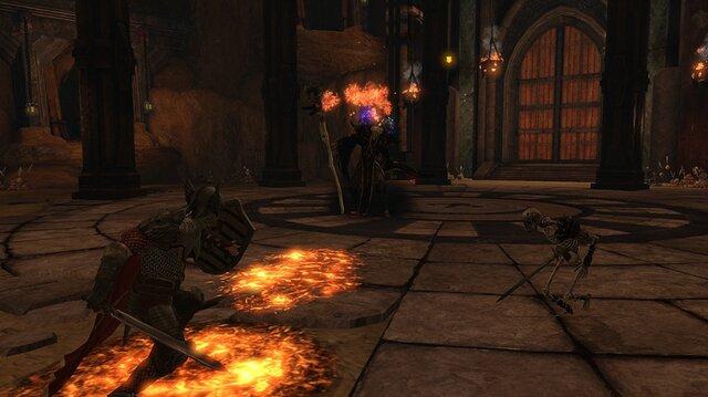 Dungeons and Dragons: Daggerdale screenshot