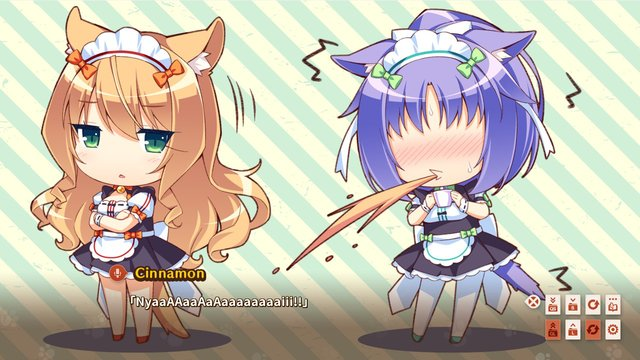 NEKOPARA Vol. 3 screenshot