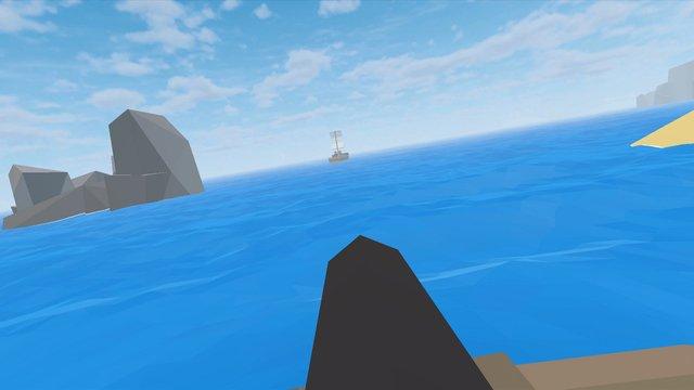 Lone Pirate VR screenshot