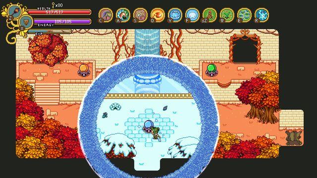 Secrets of Grindea screenshot