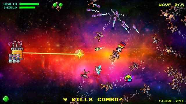 Razerwire:Nanowars screenshot
