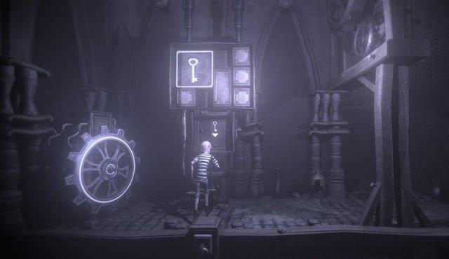 DARQ screenshot