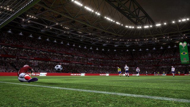 Football Nation VR Tournament 2018 screenshot