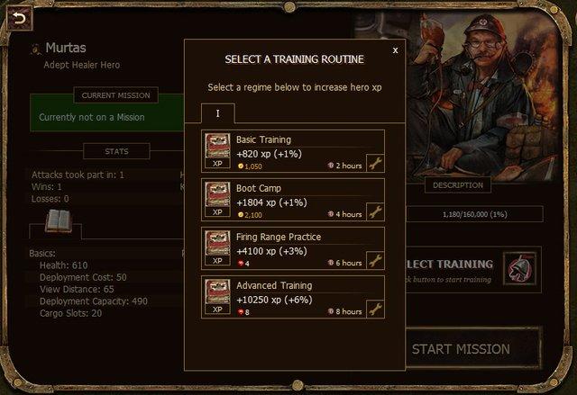 Iron Grip: Marauders screenshot