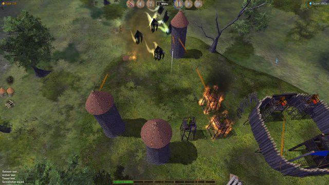 Dark Rising screenshot