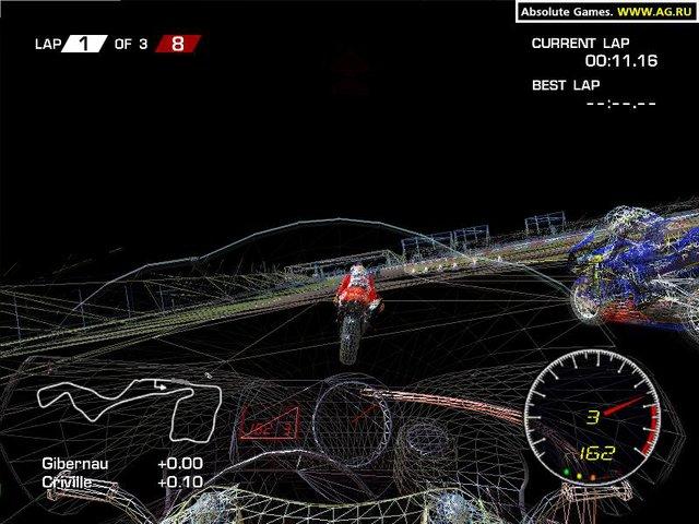 MotoGP: Ultimate Racing Technology screenshot