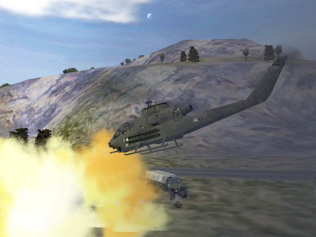 ARMA: Cold War Assault screenshot