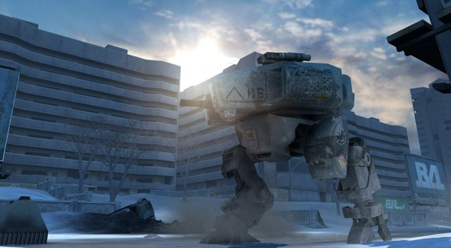 Battlefield 2142: Northern Strike screenshot