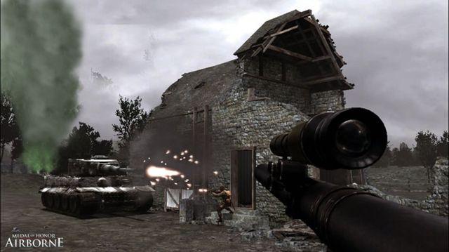 Medal of Honor Airborne screenshot