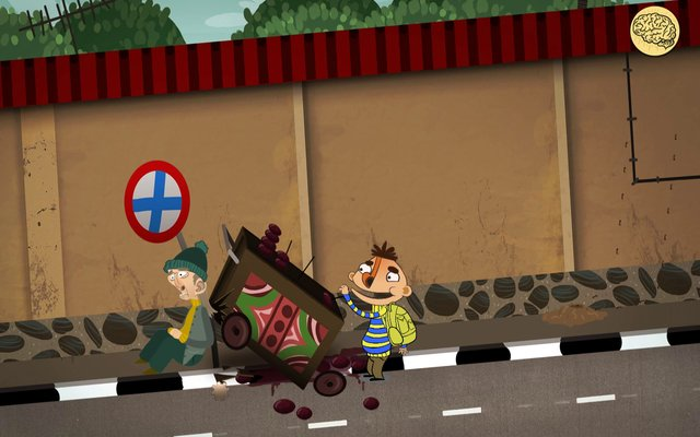 Alimardan's Mischief screenshot