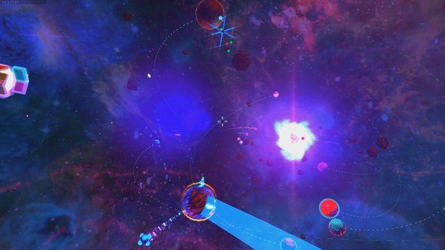 Planetship screenshot
