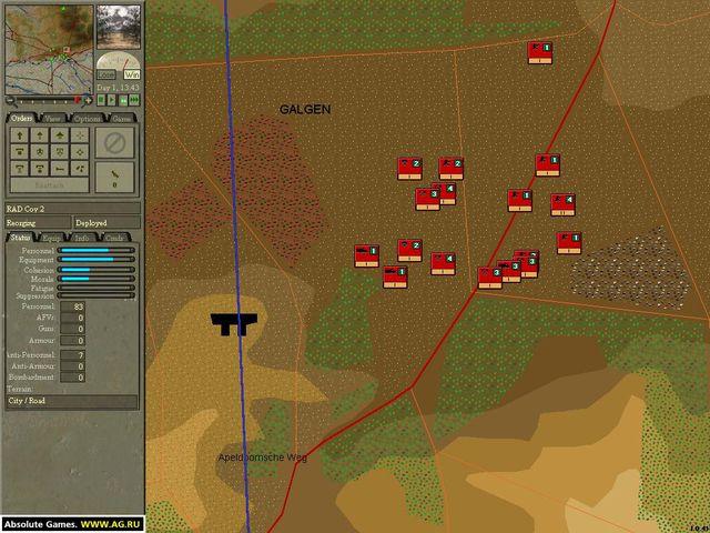 Airborne Assault: Red Devils Over Arnhem screenshot