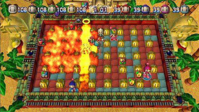 Bomberman Live: Battlefest screenshot