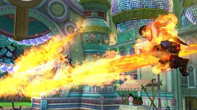 One Piece: Pirate Warriors 2 screenshot