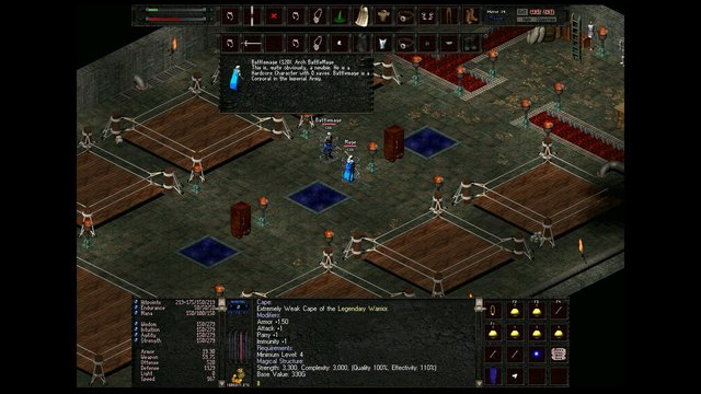Astonia Reborn screenshot