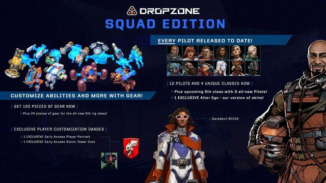 Dropzone screenshot