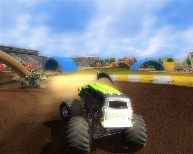 Monster Truck Maniax screenshot
