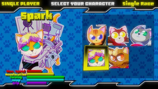 Supersonic Tank Cats screenshot