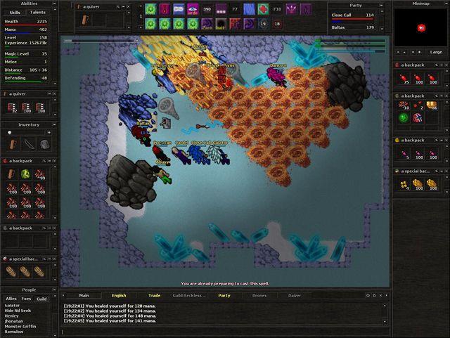 Zezenia Online screenshot