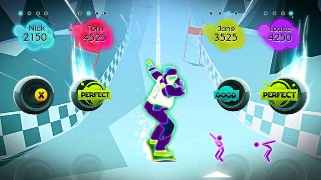 Just Dance Summer Party screenshot