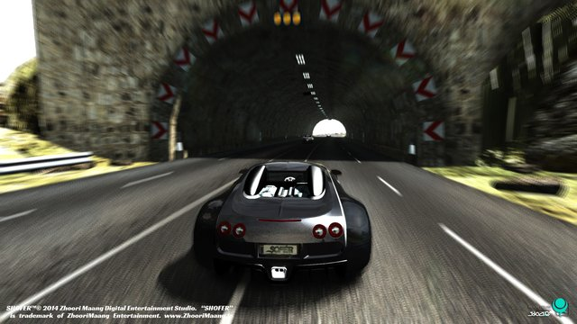 SHOFER Race Driver screenshot