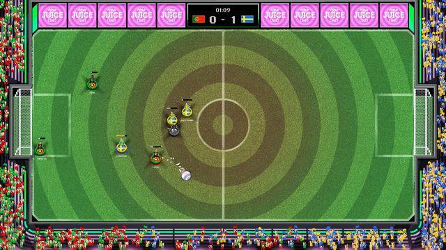 CapRiders: Euro Soccer screenshot