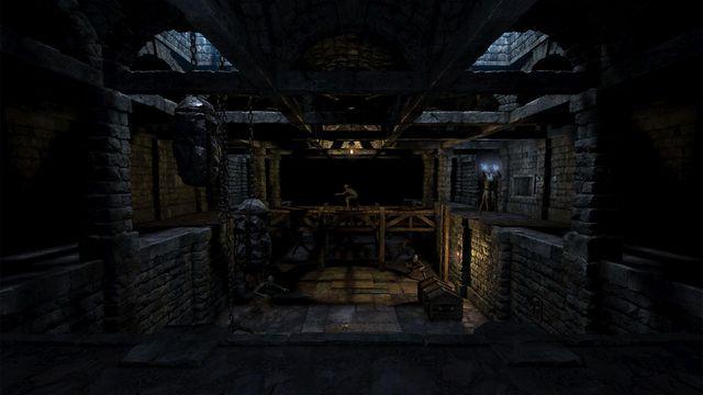 Legend of Grimrock 2 screenshot