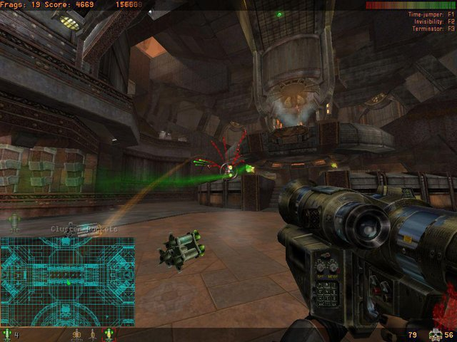 FireStarter screenshot