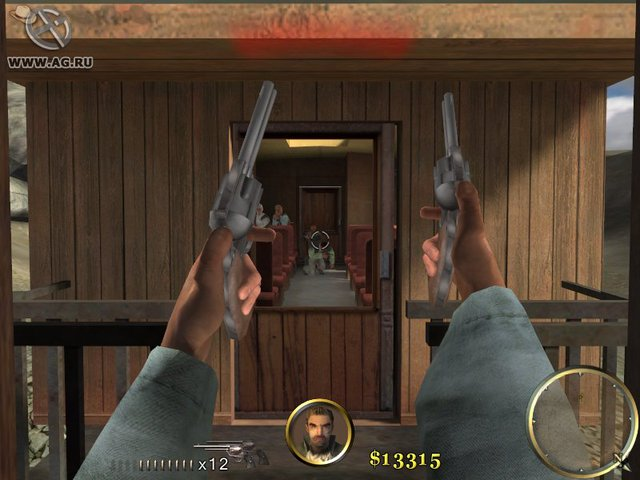 Gun Warrior screenshot