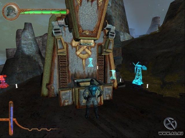 "Проект ""Бродяги"" screenshot"