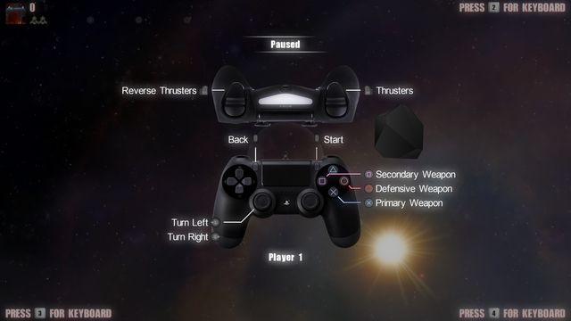 Solaroids: Prologue screenshot