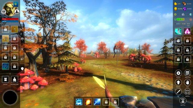 Dark Forester screenshot