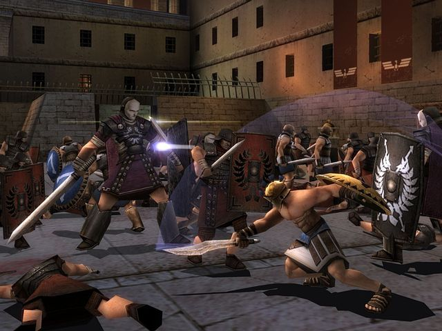 Spartan: Total Warrior screenshot