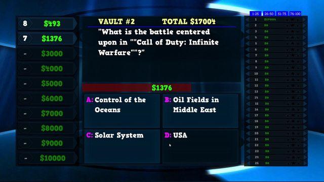 Trivia Vault: Video Game Trivia Deluxe screenshot