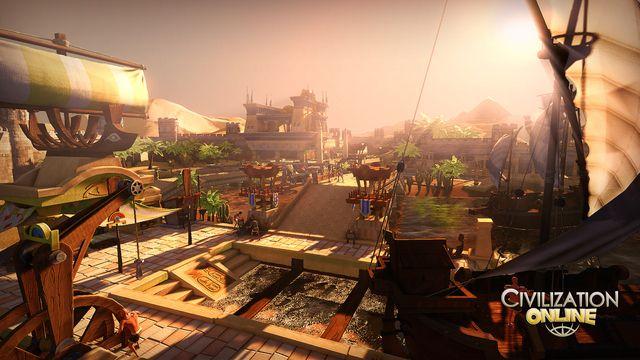 Civilization Online screenshot