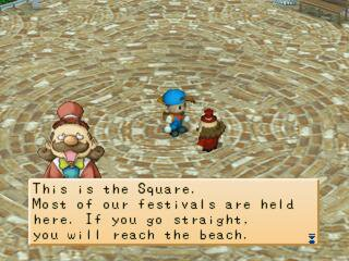 Harvest Moon: Back to Nature (1999) screenshot