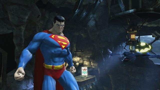 DC Universe Online Free-to-Play screenshot