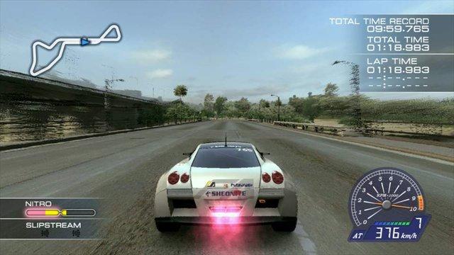 Ridge Racer 7 screenshot