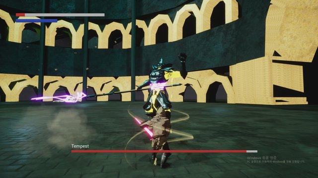 Darkmoon Blade screenshot